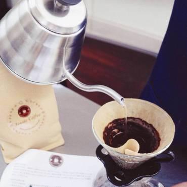 手冲咖啡课
