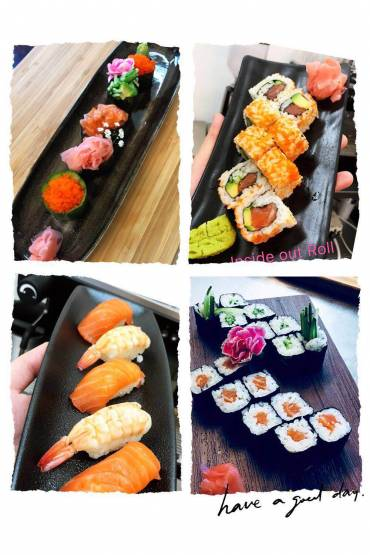 Sushi Course
